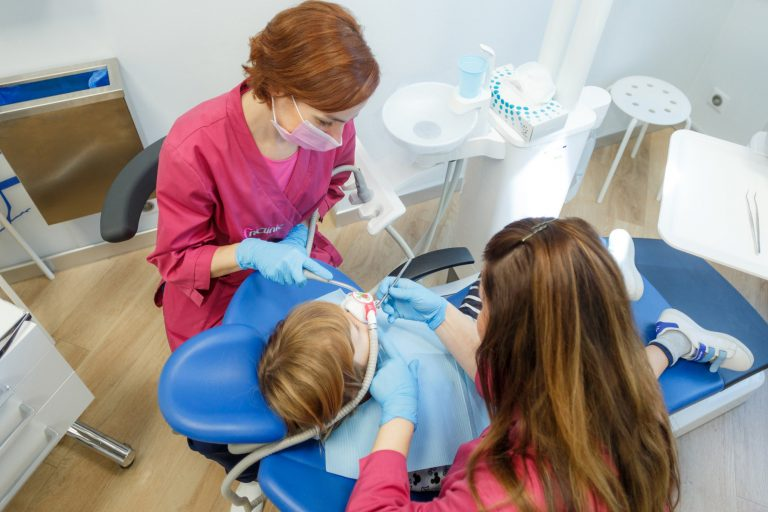 Chirurgia stomatologiczna dzieci